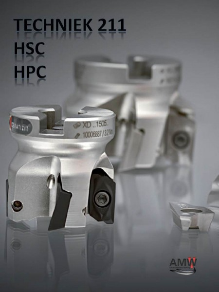 Maximill 211 HSC HPC Techniek