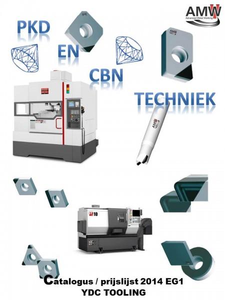 PKD en CBN Techniek EG1 voorblad