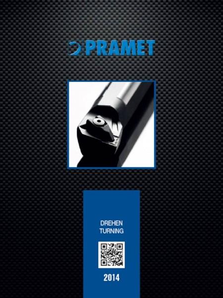 Voorblad Draaien Pramet