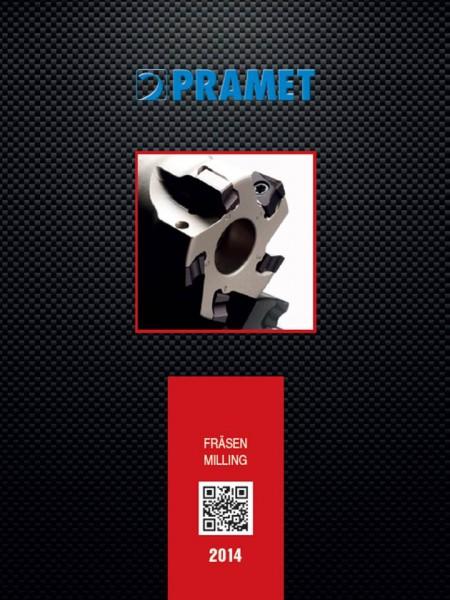 Voorblad Frezen Pramet