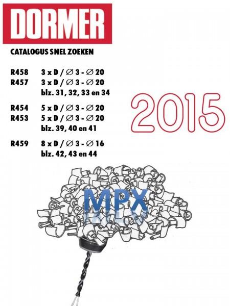 Voorblad MPX catalogus