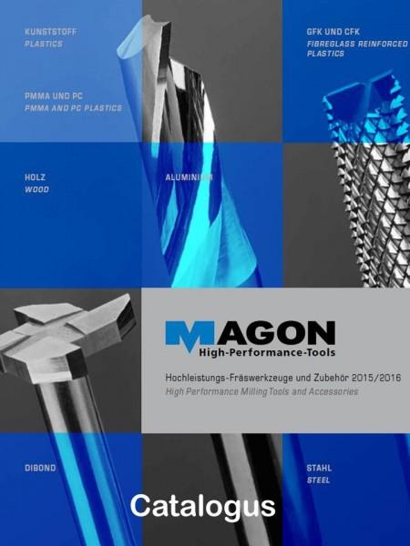 Voorblad Magon catalogus 2015 16